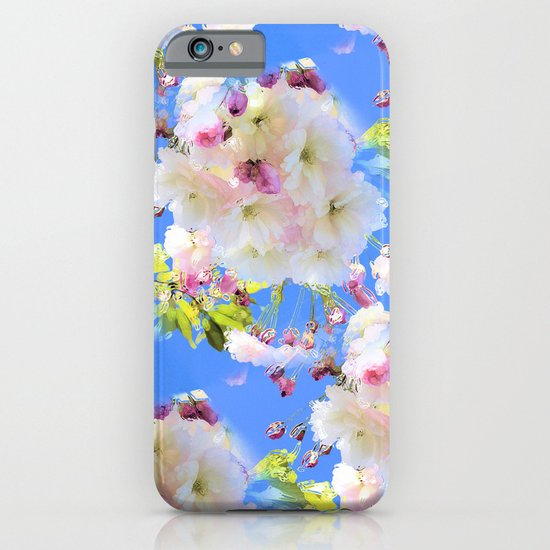 Cherry Blossom Girl iPhone & iPod Case