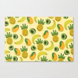 Fruity Delight Canvas Print