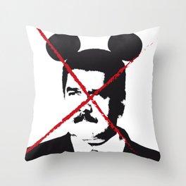 Nicolas Maduro Throw Pillow