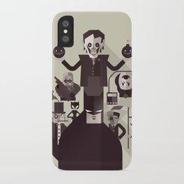 dark man fan art iPhone Case