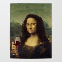 Monday Lisa Poster