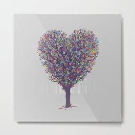 Nature's Love Metal Print