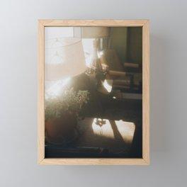 Bright Light Framed Mini Art Print
