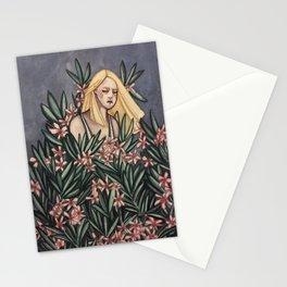 Nerium Oleander Stationery Cards