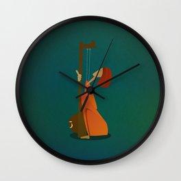 Tansen Wall Clock