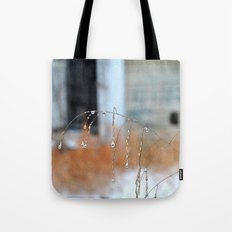 Droplets, 3 Tote Bag