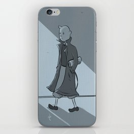 The Belgian Journalist. iPhone Skin