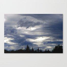 Haines Sky Canvas Print