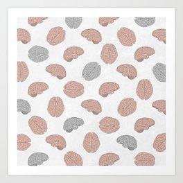 Brain #2 Art Print