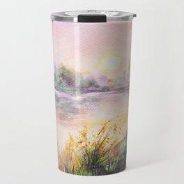 The Color Of The Sky Travel Mug