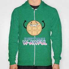 EVERYTHING'S W-AWFUL - STEVEN UNIVERSE - CRYING BREAKFAST FRIENDS Hoody