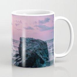 Ocean landscape at sunset Coffee Mug