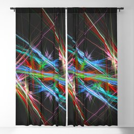 Laser show Blackout Curtain