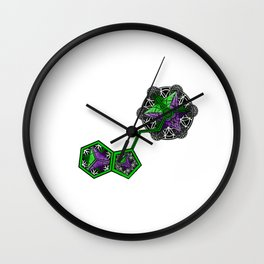 DMT Tee Wall Clock