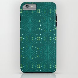 paisley pattern 3 iPhone Case