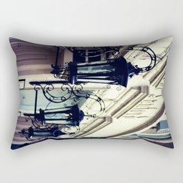 The Sanford Hotel, Flushing, New York City, NYC  Rectangular Pillow