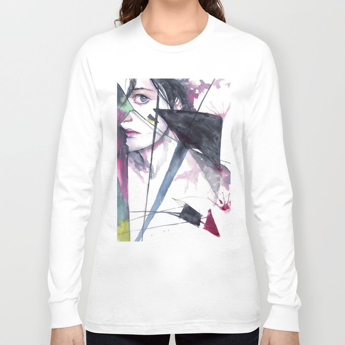 Escapism  Long Sleeve T-shirt