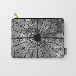 Looking Up in the Mabel Ringling Rose Garden Carry-All Pouch