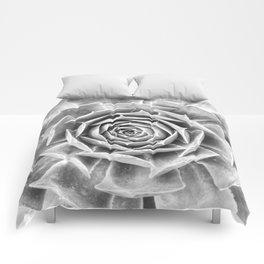 Succulent V Comforters