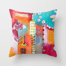 Inez Throw Pillow