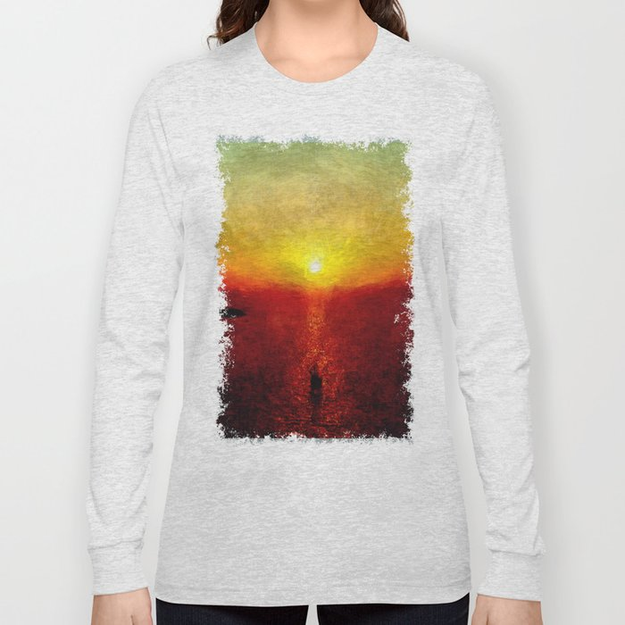 sungoesdown Long Sleeve T-shirt