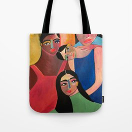 Support System Tote Bag