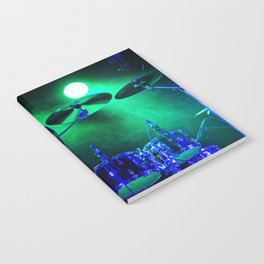 Cymbals Notebook