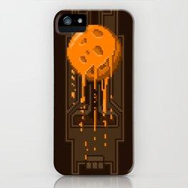 Pixel Planets : Mars iPhone Case