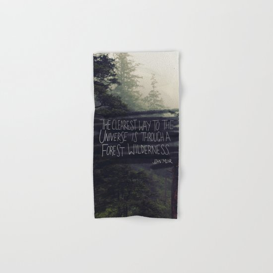 Forest Universe Hand & Bath Towel