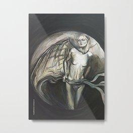 Rehearsing Ascension - by Fanitsa Petro Metal Print