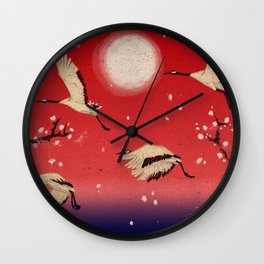 Durumi Wall Clock