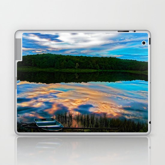 Evening Reflection Laptop & iPad Skin