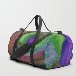 NERPLE Wild Rose (Rainbow Rose) Duffle Bag