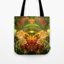 Extraterrestrial Palace 4 Tote Bag