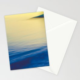 Tide and Waves Stationery Cards