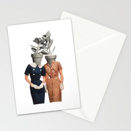 Succulent Sisters Stationery Cards