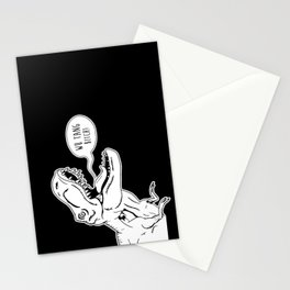 Wu Tang Bitch T-Rex Stationery Cards
