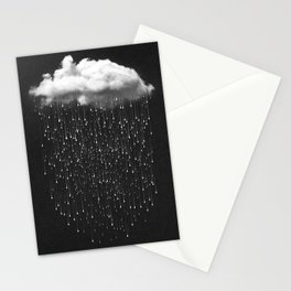 Let It Fall III Stationery Cards
