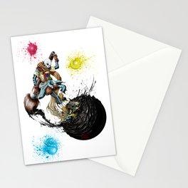 InkSans Stationery Cards