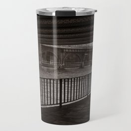 Autumnal Symphony of a Metropolis Travel Mug