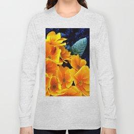 Flower at night Long Sleeve T-shirt