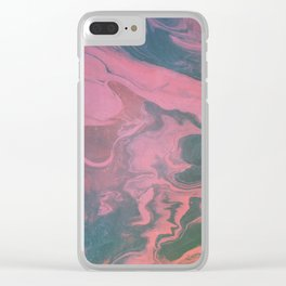 Always come back to Me Clear iPhone Case