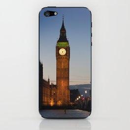 Big Ben, London iPhone Skin