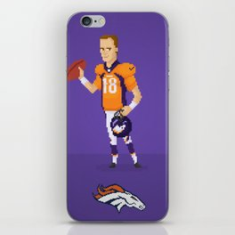 Manning The Great iPhone Skin