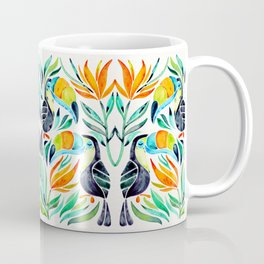 Tropical Toucans Coffee Mug