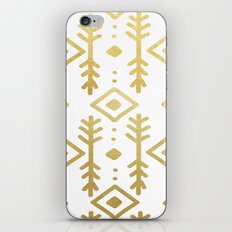 GOLD NORDIC iPhone & iPod Skin