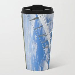 Horsey Windpump - Windmill Travel Mug