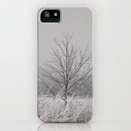 Wintered iPhone Case