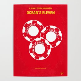 No056 My Oceans 11 MMP Poster