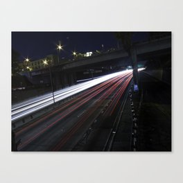 U.S. Route 101 Canvas Print